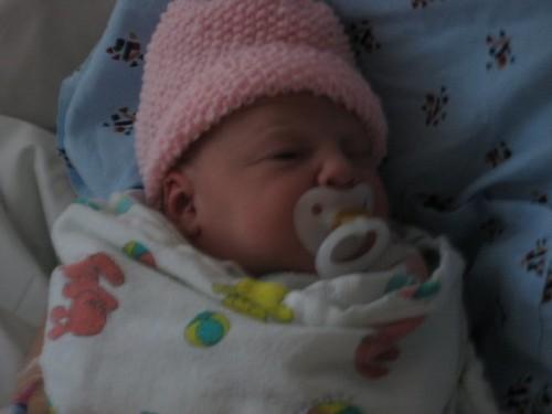 claire baby passy