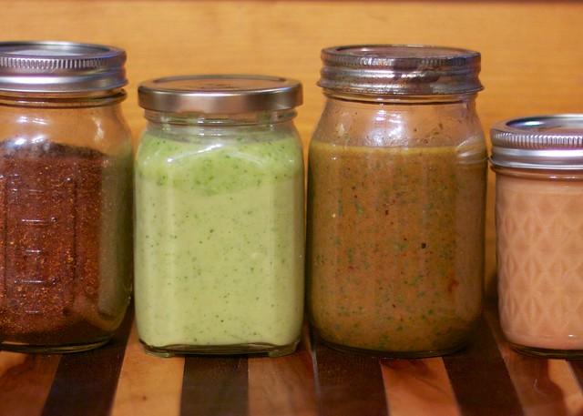 Kale, Carrot, & Fennel Salad (3)