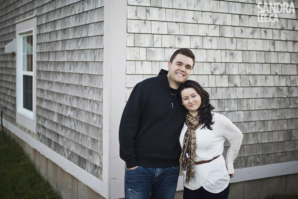 Arlynn + Steve   St. John's, NL Engagement