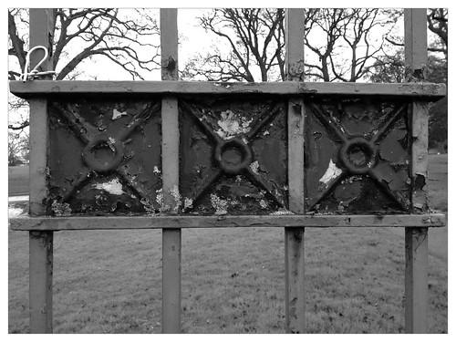 Park gates, Phear Park