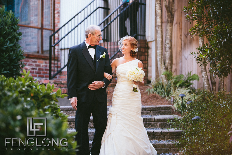 Mandy & Mark's Wedding | Canoe Restaurant | Atlanta Wedding Photography