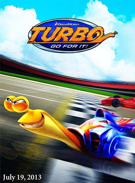 Película Turbo trailer