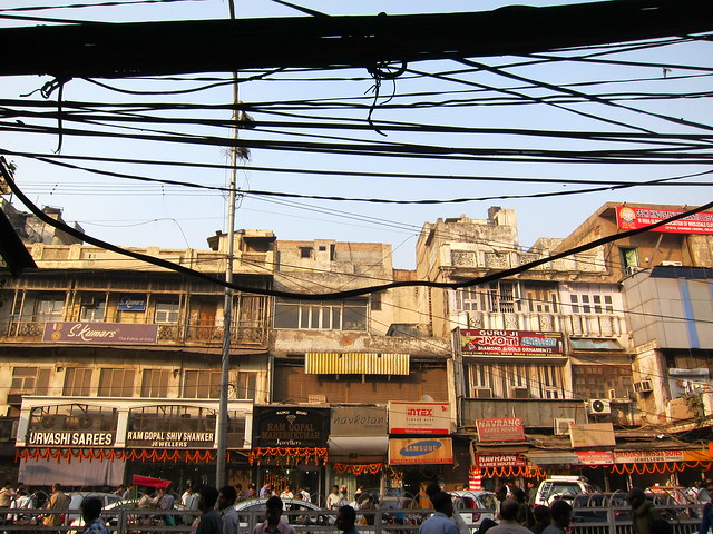 delhi, old delhi, india, market, shopping, streets, crowded, chandni chowk