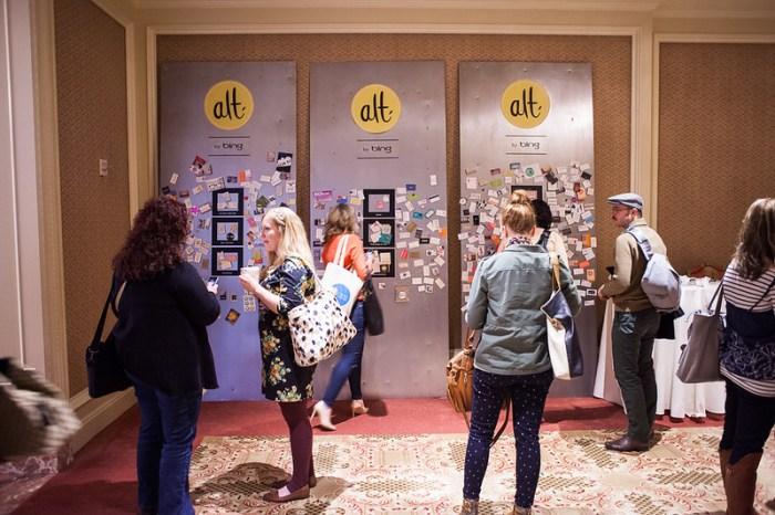 Alt SLC 2013 - Thursday Afternoon