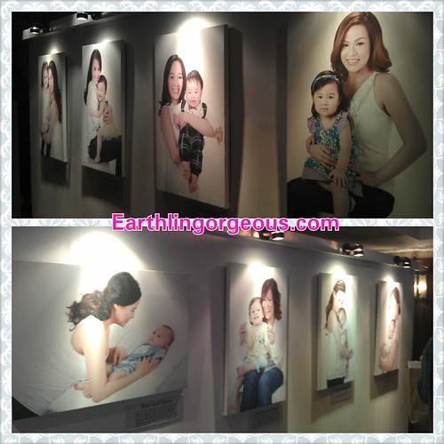 SM Babies Special Moments photo exhibit