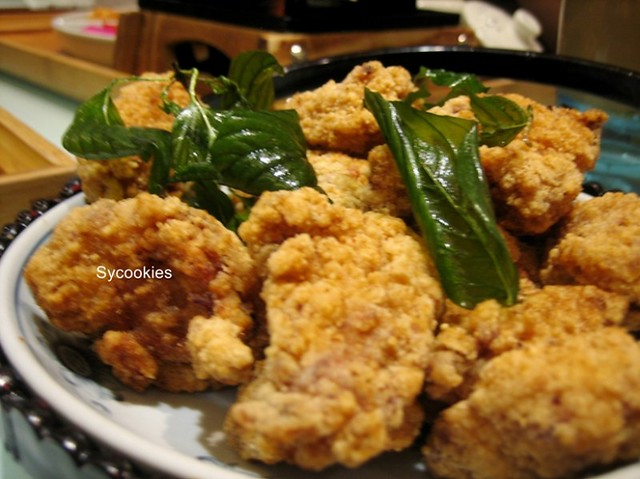 25.tw deep fried chicken