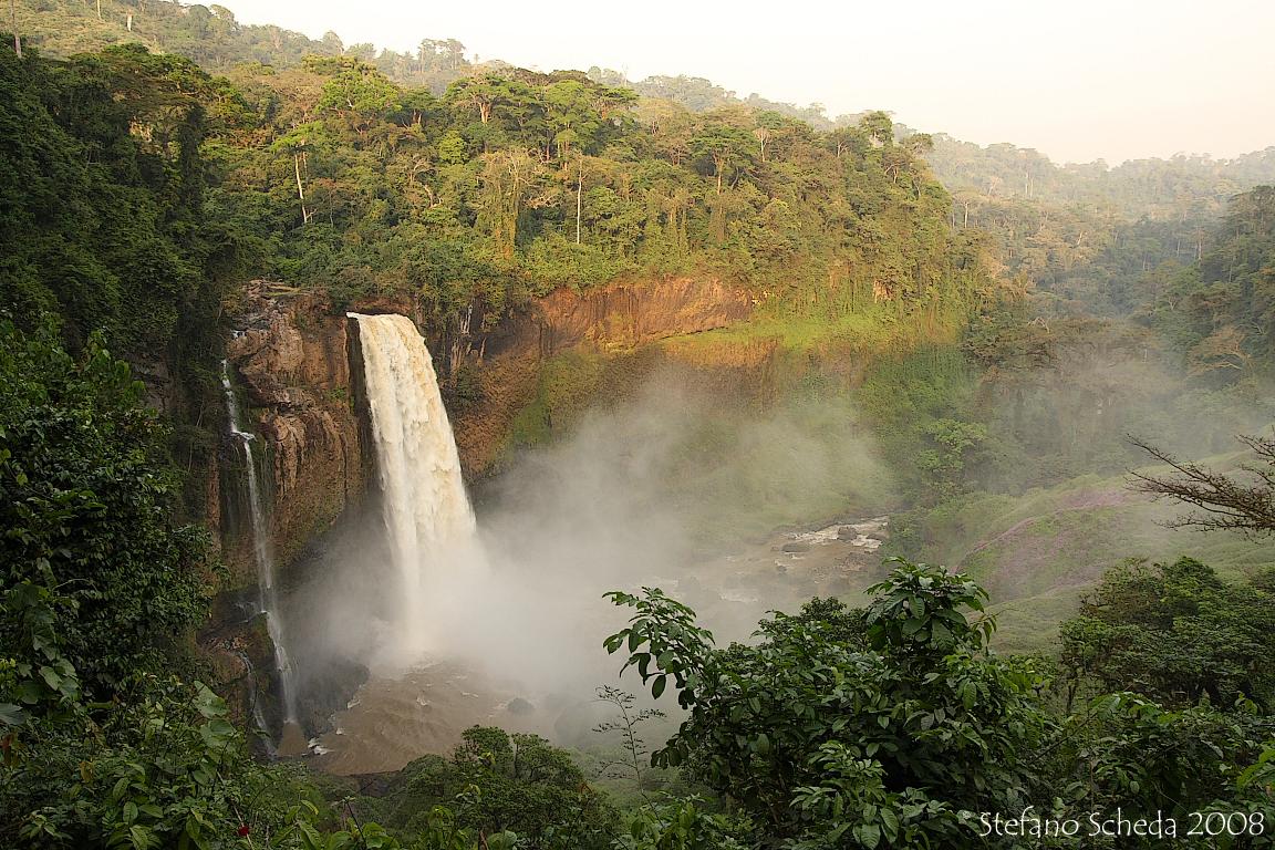 Ekom Falls - Cameroon