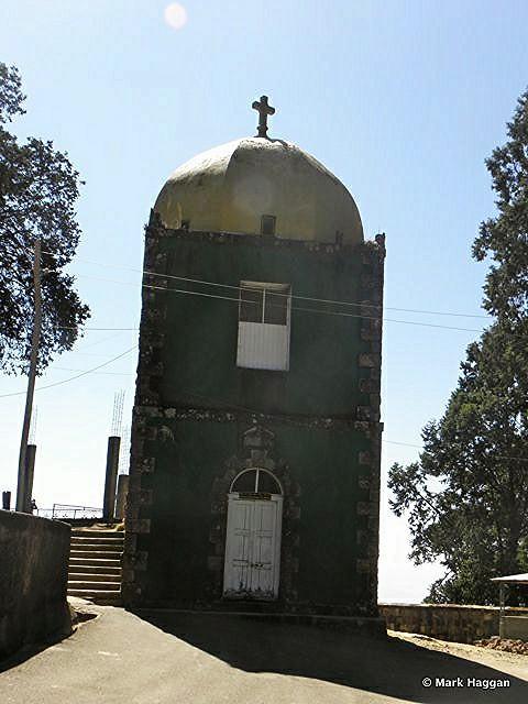 Menelik Palace, near Addis Ababa