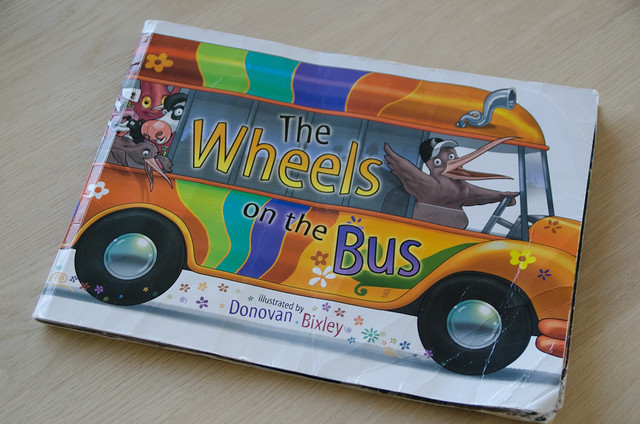 Wheels on the bus New Zealand
