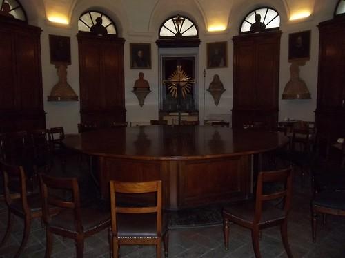 La stanza del Capitolo