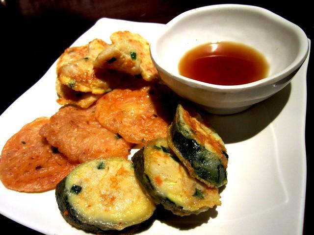Korean dinner 6
