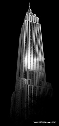 Empire State Building, Manhattan by Dirk Paessler