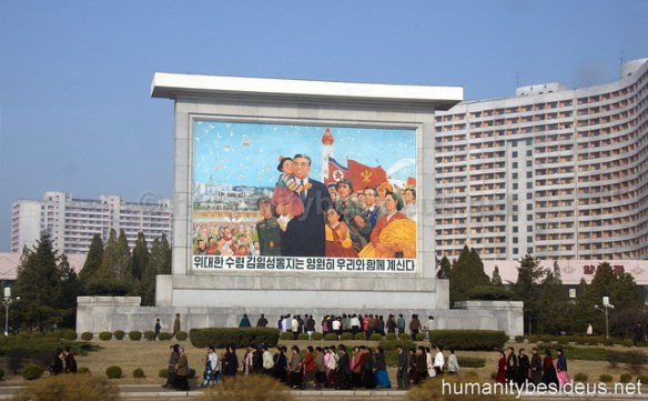 Kim Il Sung, Father of all