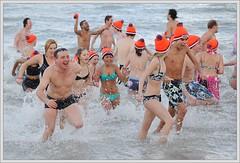 Nieuwjaarsduik Kijkduin 2013 / New Year's Dive 2013