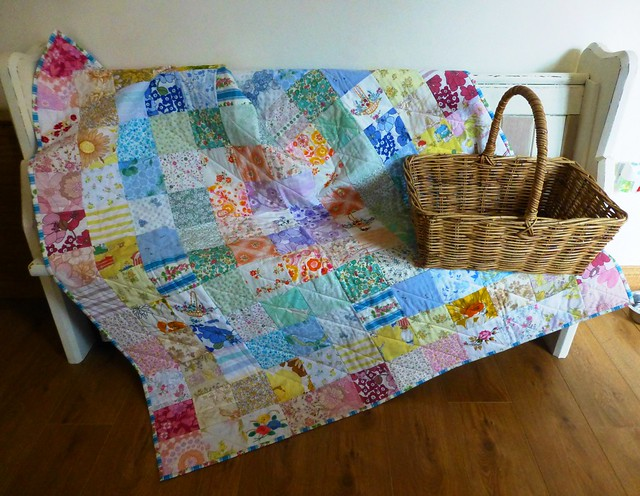 My Granny Naps Quilt! Jan13