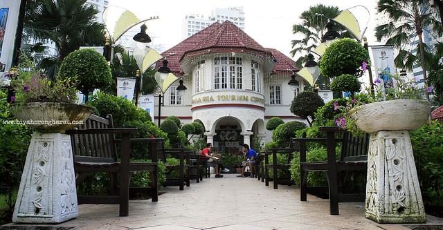 Malaysia Tourism Centre Mat1c