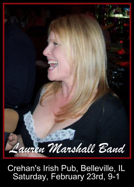 Lauren Marshall 2-23-13