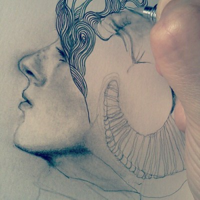 Fever gone, time to grab the pencils!