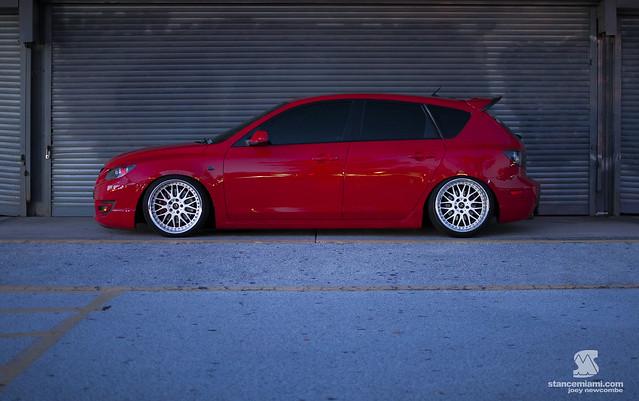 Mazda 3 SideWM