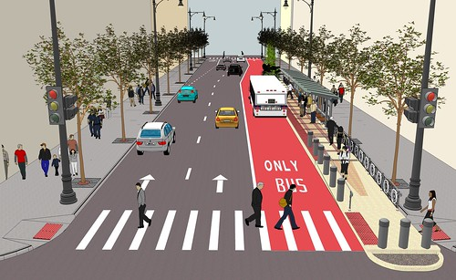 Central Loop BRT Madison