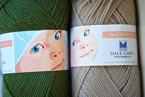 Dale of Norway/Dalegarn Baby Ull