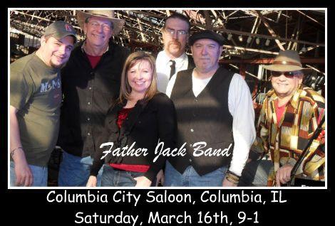 Father Jack Band 3-16-13