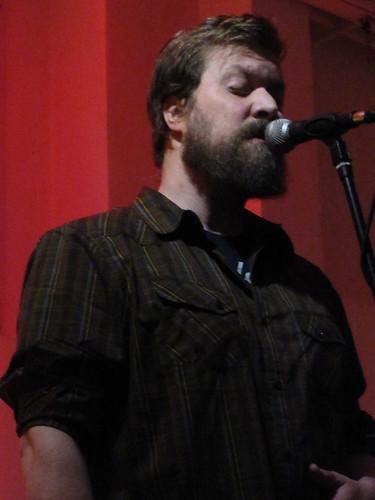 John Grant live in Santeria