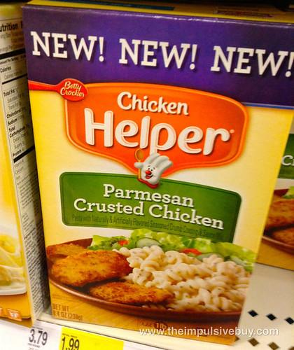 Betty Crocker Parmesan Crusted Chicken Chicken Helper
