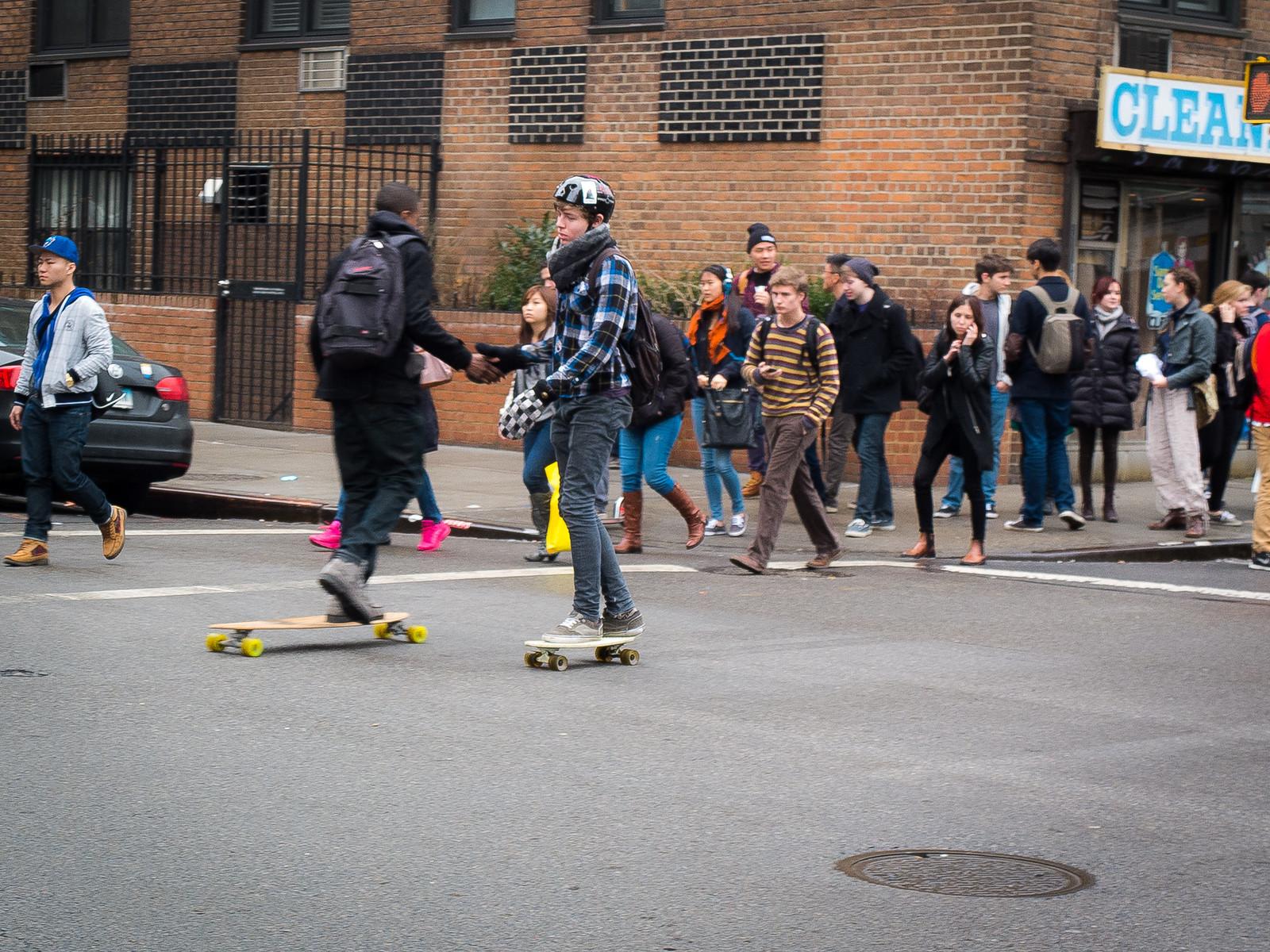 Skaters by wwward0