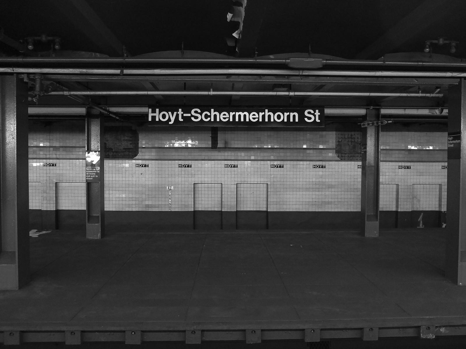 Hoyt-Schermerhorn by wwward0