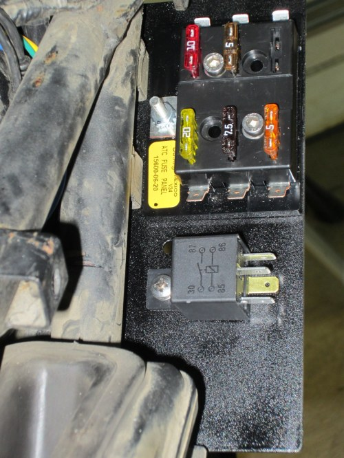 small resolution of 2008 kawasaki 650i fuse box
