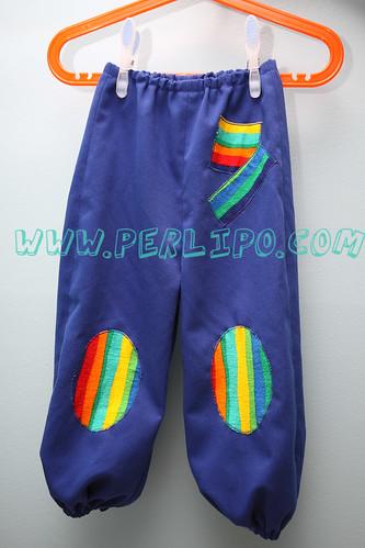 Pantalon Bohème