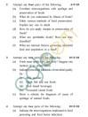 UPTU: B.Tech Question Papers -TFT-401 - Basic & Food Microbiology