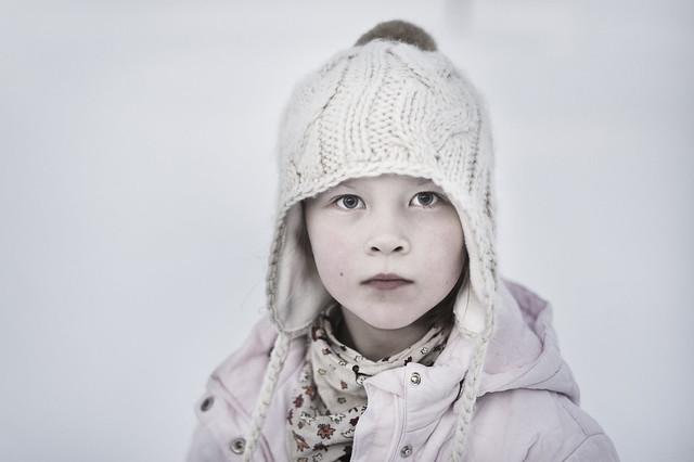 Alisa, ski portrait pt.2