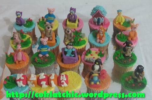 Cupcake Timmy Time
