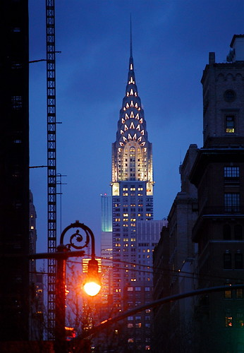 Chrysler Building by NYC♥NYC
