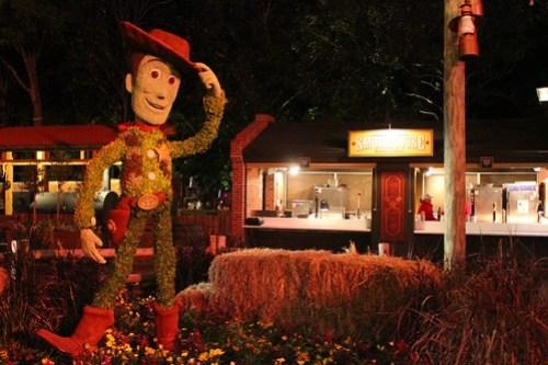 Epcot Flower and Garden Festival 2013