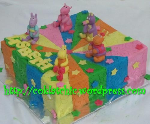 Cake Barnyardigans