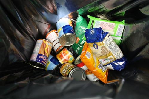Woodcock St food bins by Birmingham News Room CC Flickr