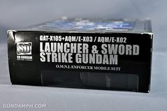 SDGO SD Launcher & Sword Strike Gundam Toy Figure Unboxing Review (5)