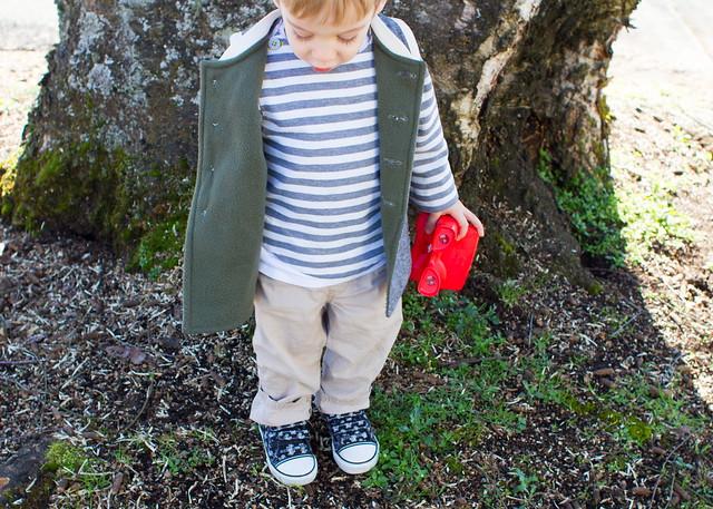 flip vest for a little guy