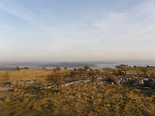 Arnside Knott from Hampsfell