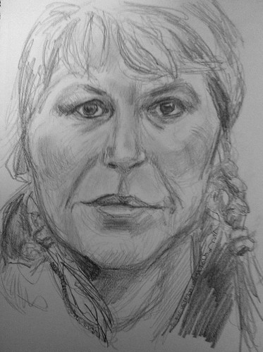 Fiona Wilson by husdant
