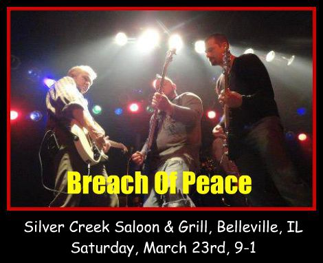 Breach Of Peace 3-23-13