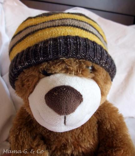Woollen Beanie (3)