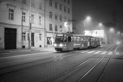 A Streetcar Named... Bratislava (Slovaquie) - Photo : Gilderic