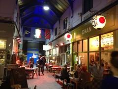 Okan. Brixon Cornercopia. Brixton Village Market. Brixton, Southwest London, SW2, SW9