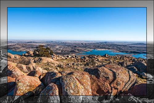 Sunny Mount Scott by Gary P Kurns Photography