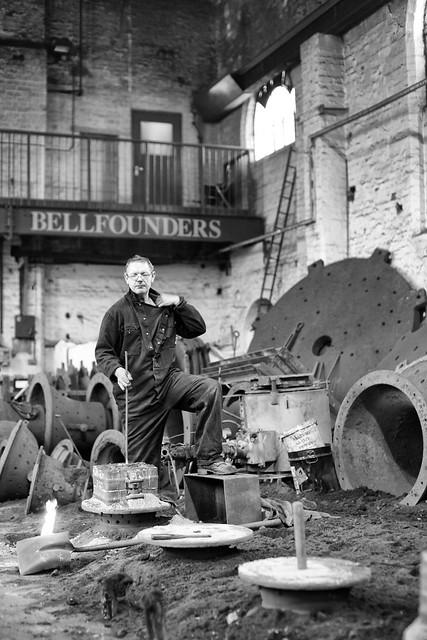 Bell Founder - Ian Nutt