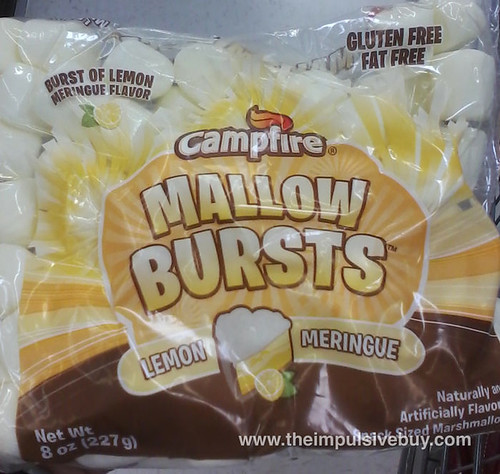 Campfire Mallow Bursts Lemon Meringue